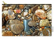 River Rocks 15 Carry-all Pouch