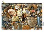 River Rocks 15 In Stereo Carry-all Pouch