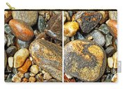 River Rocks 16 In Stereo Carry-all Pouch
