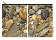 River Rocks 17 In Stereo Carry-all Pouch
