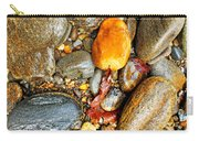 River Rocks 8 Carry-all Pouch