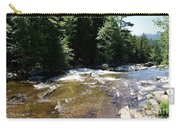 River Running Over Rocks Carry-all Pouch