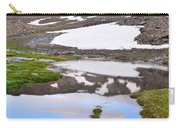 River San Juan And Lakes At Sunset Carry-all Pouch