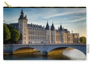 River Seine With Conciergerie Carry-all Pouch