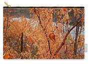 River Side Foliage Autumn Carry-all Pouch