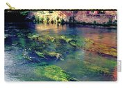 River Sile In Treviso Italy Carry-all Pouch