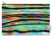 River Stripe Carry-all Pouch