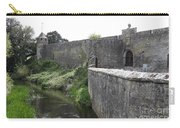 River Suir And Cahir Castle Carry-all Pouch