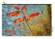 River Sumac Carry-all Pouch