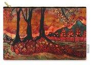 River Sunrise - Lothlorien Carry-all Pouch
