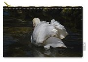 River Swan Carry-all Pouch