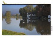 River Thames At Cookham Carry-all Pouch