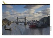 River Thames Waterfall Carry-all Pouch