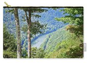 River Thru The Trees Carry-all Pouch