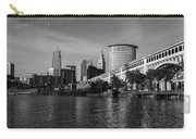 River View Of Cleveland Ohio Carry-all Pouch