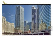 River View Skyline Carry-all Pouch