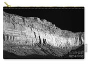 River Wall Bw Carry-all Pouch