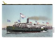 Riverboat, C1900 Carry-all Pouch