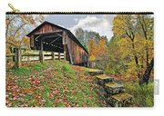 Riverdale Road Covered Bridge Carry-all Pouch
