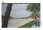Riverfront Walk Carry-all Pouch