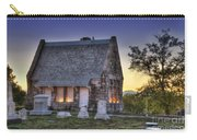Riverside Cemetery Carry-all Pouch