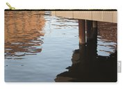 Riverwalk Low View Refections Carry-all Pouch