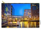 Riverwalk Shimmer Carry-all Pouch