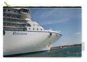 Riviera Ocean Liner Carry-all Pouch