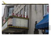 Riviera Theatre Charleston South Carolina Carry-all Pouch