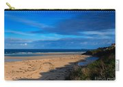 Riviere Sands Cornwall Carry-all Pouch