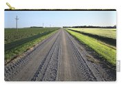 Road Across North Dakota Prairie Carry-all Pouch