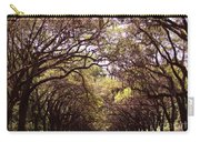 Road Of Trees Carry-all Pouch
