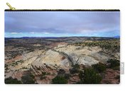 Road Over Slick Rock Carry-all Pouch