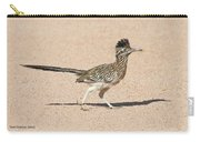 Road Runner On The Road Carry-all Pouch