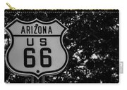 Road Sign 2 Carry-all Pouch