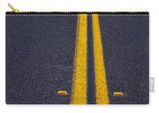Road Stripe  Carry-all Pouch