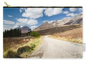 Road To Beinn Eighe Carry-all Pouch