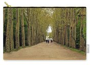 Road To Chenonceau Carry-all Pouch