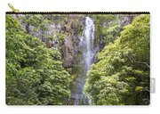 Road To Hana Waterfall - Waimea Valley Maui Hawaii Carry-all Pouch