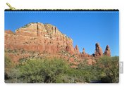Road To Mother And Child Sedona Arizona Carry-all Pouch