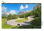 road to Pordoi pass Carry-all Pouch