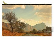 Road Trip Mountains Carry-all Pouch