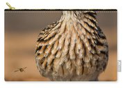 Greater Roadrunner No 1 Carry-all Pouch