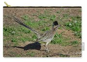 Roadrunner Male With Food Carry-all Pouch