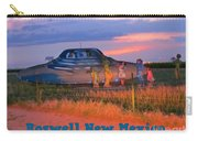 Roadside Attraction At Roswell Carry-all Pouch