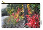 Roadside Fall Colors Carry-all Pouch