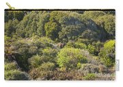 Roadside Forest Scenery Carry-all Pouch