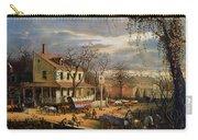 Roadside Inn, 1872 Carry-all Pouch