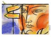 Roadway Carry-all Pouch by Leon Zernitsky