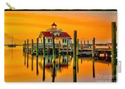 Roanoke Lighthouse Dawn Carry-all Pouch
